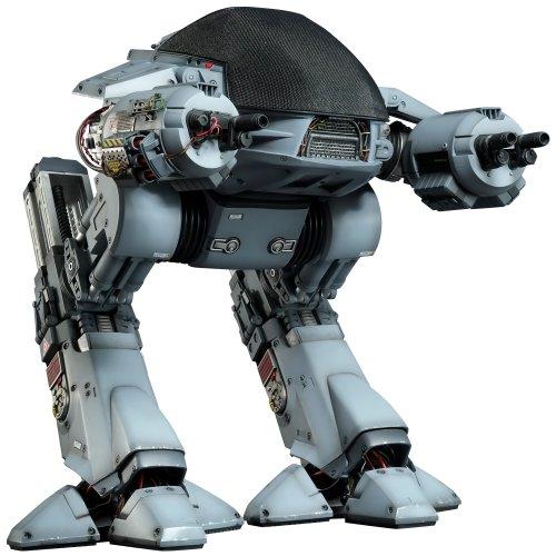 Robocop Sixth Skala Hot Toys Action Figur