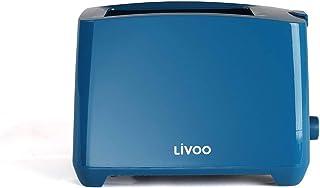 LIVOO Feel good moments - Grille-pain DOD162B Bleu