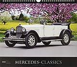 Mercedes-Classics 2020 - Oldtimer - Bildkalender (33,5 x 29) - Autokalender - Technikkalender - Fahrzeuge - Wandkalender: by Reinhard Lintelmann - Reinhard Lintelmann