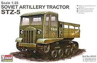 Vulcan Scale Models VUL56010 1:35 STZ-5 Soviet Artillery Tractor Model KIT
