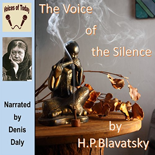 The Voice of the Silence audiobook cover art