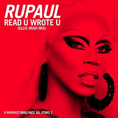 RuPaul feat. The Cast of RuPaul's Drag Race All Stars, Season 2