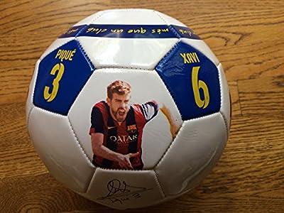 Fc Barcelona Soccer Ball, Size 5, Signature Series, Messi Neymar, Will Ship