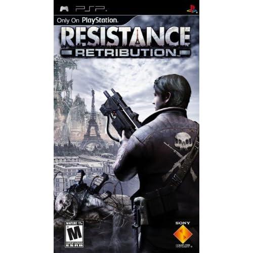 Resistance: Retribution (PSP) [Edizione: Regno Unito]