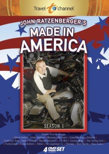 John Ratzenberger's Made in America [Import Italien]