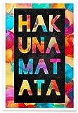 JUNIQE® Typografie & Symbole Poster 40x60cm - Design