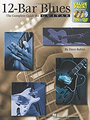 12-Bar Blues - All-in-One Combo Pack: Includes Book, 2 CDs, and a DVD