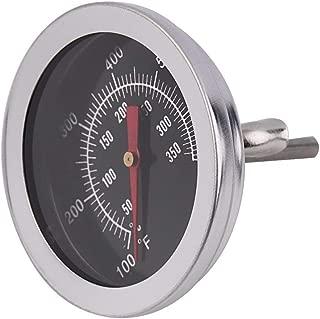 FHJZXDGHNXFGH-IT Calibro di Temperatura del termometro della griglia del Fumatore del Barbecue del Barbecue di Acciaio Inossidabile 5MS