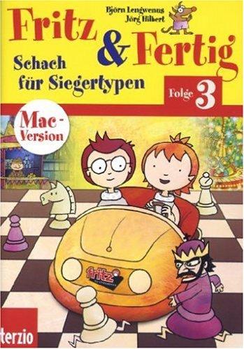 Fritz & Fertig 3 - Schach für Siegertypen (MAC)