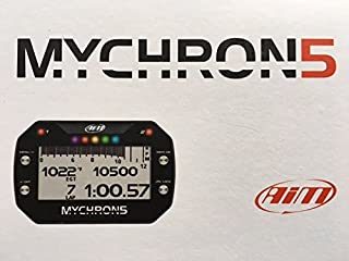 AiM MyChron 5 w/Water Temp, GPS, WiFi, 4GB