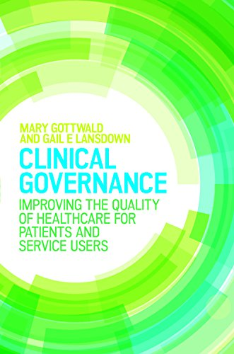 51zxE1h08yL - EBOOK: Clinical Governance: Improving the quality of healthcare for patients and service users (UK H