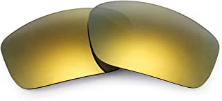 OKAYNIS OO9331 Polarized Replacement Sunglasses Lenses for Oakley Straightlink