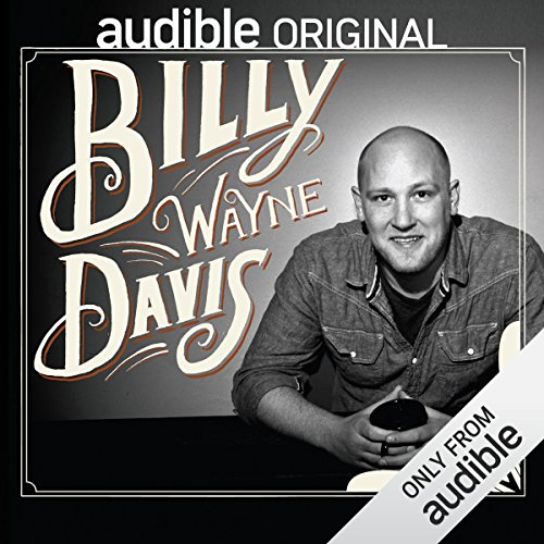 Billy Wayne Davis audiobook cover art