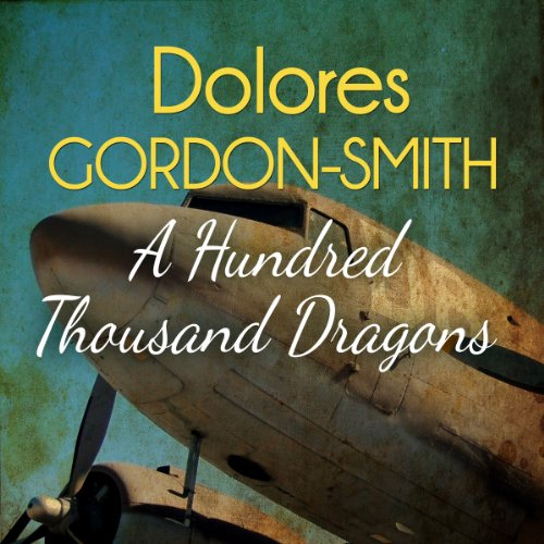 A Hundred Thousand Dragons audiobook cover art