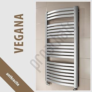 Radiador DE toallas DE baño, secado VEGANA V-16 940/475 x 40