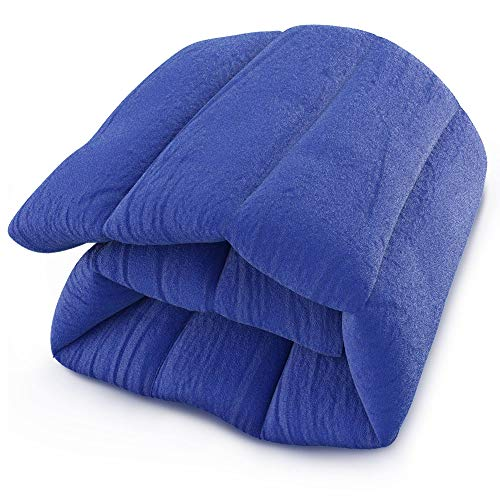 Heating Pad Microwavable Natural Moist Heat Therapy Warm Compress Pad for Back, Neck and Shoulders, Nerve, Cramps, Lower Lumbar Pain Relief Large by ComfortCloud