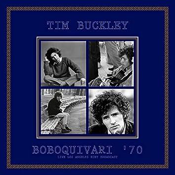 Boboquivari '70 (Live)