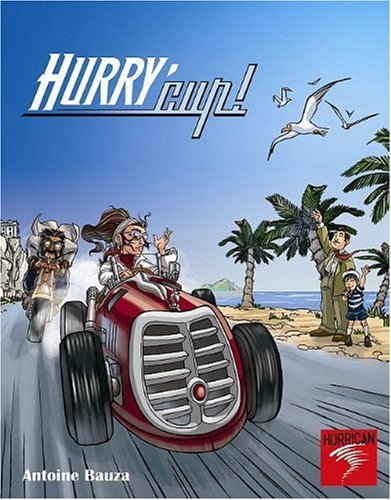 Asmodée - HCU01 - Jeu d'ambiance - Hurry'cup !