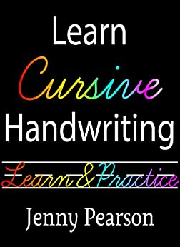 Learn Cursive Handwriting by [Jenny Pearson]