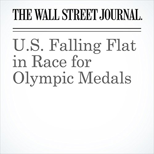 U.S. Falling Flat in Race for Olympic Medals copertina