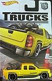 Chevy Silverado Truck Car Culture Trucks 4/5en 1: 64Hot Wheels djf91djf77