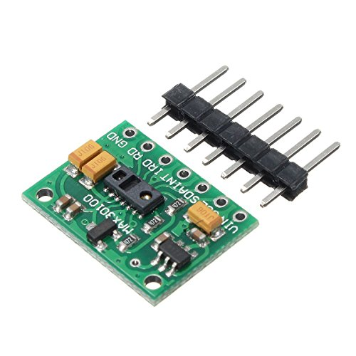 DollaTek MAX30100 Heart-Rate Oximeter Pulse Sensor Pulsesensor Module for Arduino
