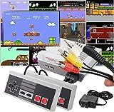 YYSDH Konsole Klassische Spiele-Konsole 2020 Mini Game System Retro Spielkonsole Integrierte Spiele, 620 Classic Games Mini NES Retro Videospielkonsole, HDMI HD NES-Konsole