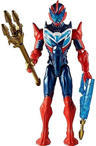 Mattel Max Steel Aqua Spear Max - Figura y accesorios