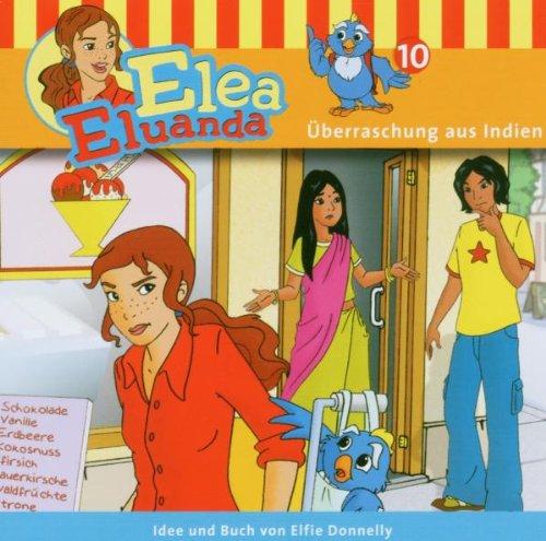Elea Eluanda 10 - Überraschung aus Indien