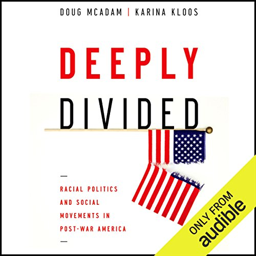 Deeply Divided audiobook cover art