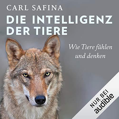 Die Intelligenz der Tiere audiobook cover art