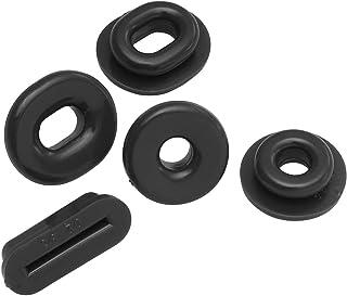 Show Chrome Accessories (52-691) Conjunto de argolas de 5 peças