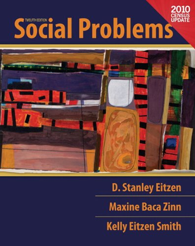 Social Problems: Census Update [With Access Code] (Books a la Carte)