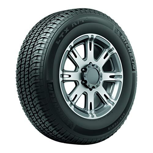 Michelin LTX A/T2 All-Season Radial Tire - LT285/55R20/E 122R