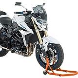 Hi-Q Tools Montageständer Motorrad Ständer Motorradheber Montageständer vorne Gabel, für...