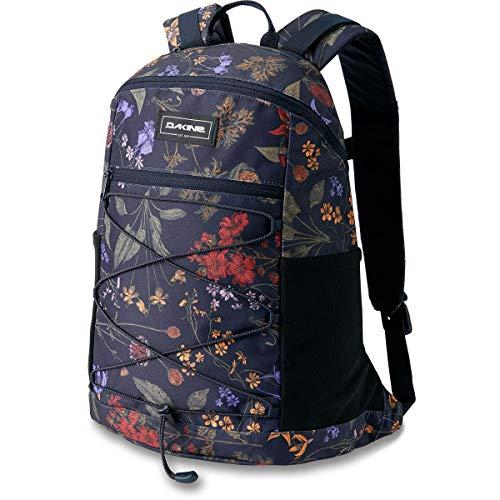 Dakine Mochila Wndr, 18 litros, mochila resistente con cinta ajustable en el pecho, bolsillo exterior con cremallera - Mochila para la escuela, la oficina, la universidad y salidas de un solo día