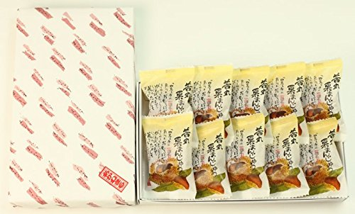 茜丸本舗 栗まんじゅう 詰め合わせ (10個入り) 和菓子 和スイーツ ギフト 贈答 甘味(創業80年 老舗 あんこメーカー)