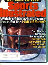 Sports Illustrated September 4 1995 Dan Marino/Miami Dolphins Cover, Tiger Woods Wins US Amateur, Michigan Wolverines Beat Virginia, Texas Rangers, Drew Bledsoe & Bill Parcells/New England Patriots, NFL Preview