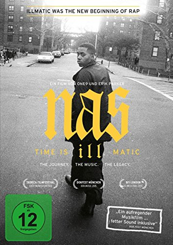 Nas - Time is Illmatic [Alemania] [DVD]