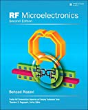 RF Microelectronics (Prentice Hall Communications Engineering and Emerging Technologies Series from Ted...