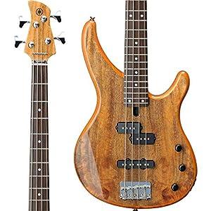 Yamaha TRBX174EW elettrico Bass–nero traslucido – Marrone (Naturale)