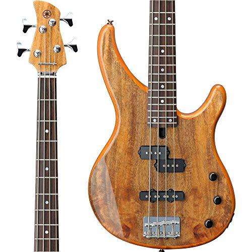 Yamaha Bass Guitar, Natural finish