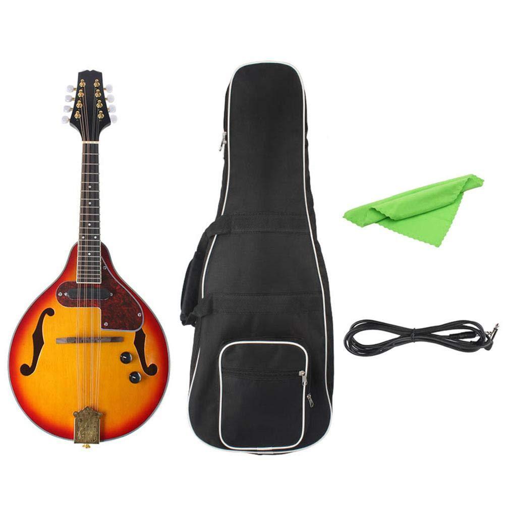 waysad - Una Herramienta mandolina de Estilo Retro, Guitarra de 8 ...