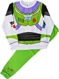 Pijama de Buzz Lightyear de Toy Story Blanco White, Green 5-6 Años