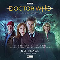 The Tenth Doctor Adventures Volume Three: No Place