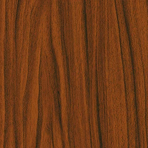 7,09€/m² Möbelfolie d-c-fix Holzfolie Gold Nussbaum 45cm Breite Laufmeterware selbstklebende Klebefolie Folie Holz Dekor