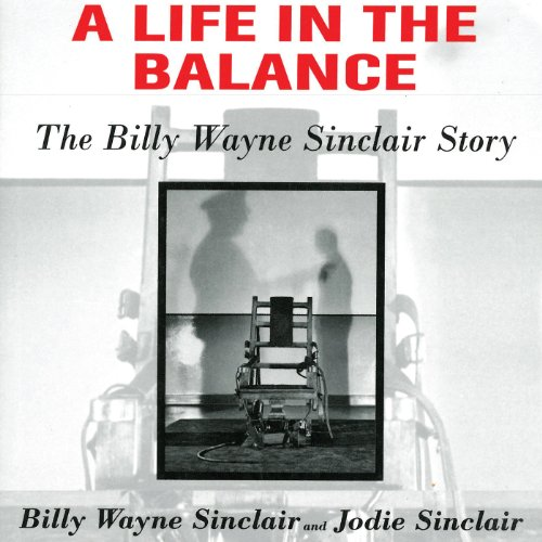 A Life in the Balance audiobook cover art