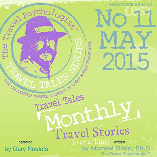 Travel Tales Monthly: No. 11 MAY 2015 Titelbild