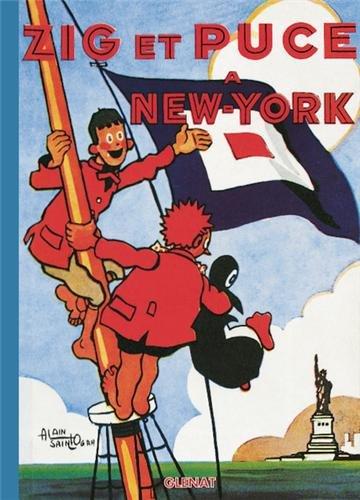 Zig et Puce, tome 4 : Zig et Puce à New-York