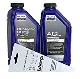 Polaris AGL and Demand Drive Quarts